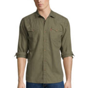 Levi's® Long-Sleeve Friction Woven Shirt