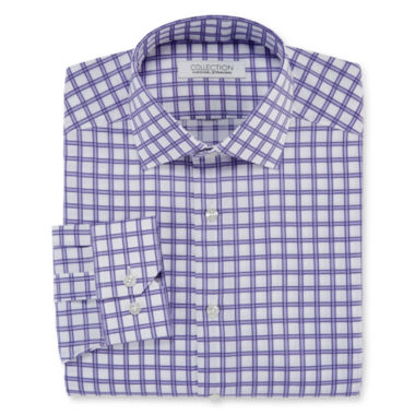 jcpenney.com | Collection by Michael Strahan Long-Sleeve Cotton Dress Shirt
