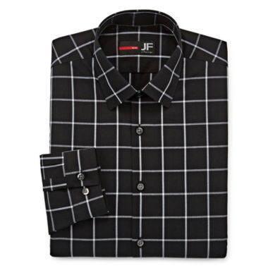 jcpenney.com | JF J. Ferrar® Long-Sleeve Slim Stretch Dress Shirt