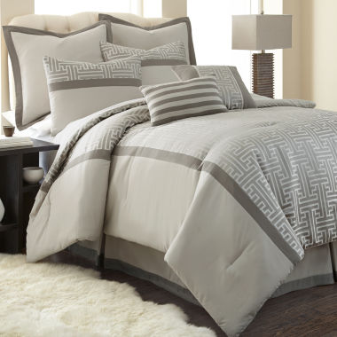 jcpenney.com | Pacific Coast Textiles Mercer 8-pc. Comforter Set