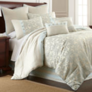 Pacific Coast Textiles Selerina 8-pc. Comforter Set