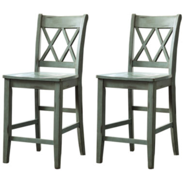 jcpenney.com | Signature Design by Ashley® Mestler Set of 2 Barstools