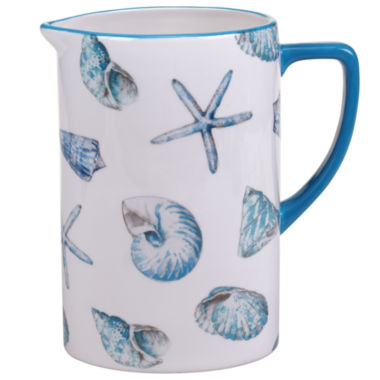 jcpenney.com | Certified International Sea Finds Pitcher