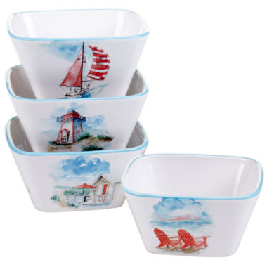 jcpenney.com | Certified International In The Moment Set of 4 Ice Cream Bowls