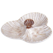 Certified International Spa Shells Shell 3-Section Server
