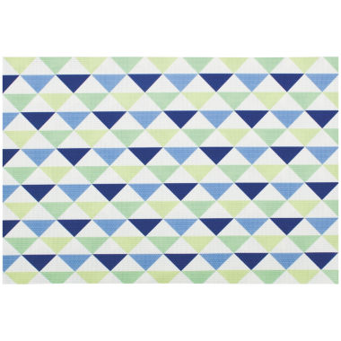 jcpenney.com | Ladelle® Maddox Set Of 4 Reversible Placemats