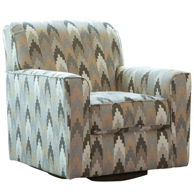 signature design by ashley braxlin swivel accent chair benchcraft