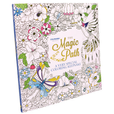 jcpenney.com | As Seen on TV Magic Path Colorama Coloring Book