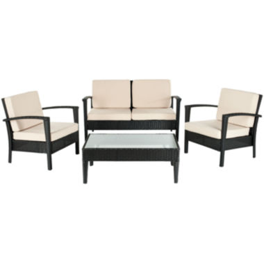 jcpenney.com | Fynn 4-pc. Wicker Patio Set