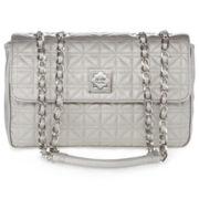 nicole by Nicole Miller® Tamie Flap Crossbody Bag