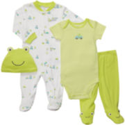 Carter's® 4-pc. Layette Set - Boys newborn-9m
