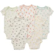 Carter's® 5-pk. Print Bodysuits - newborn-24m