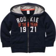 Carter's® Rookie Hoodie - Boys 6m-24m