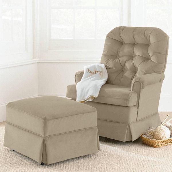 Best Chairs Inc Chloe Rocker Or Ottoman JCPenney