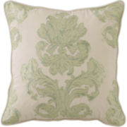 "Waverly® Spring Bling 16"" Square Decorative Pillow"