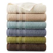 6-Pack Solid Bath Towel Set