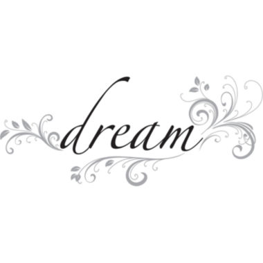 jcpenney.com | Dream Wall Decal
