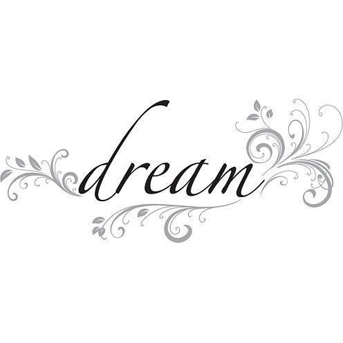 Dream Wall Decal