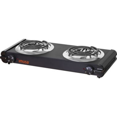 jcpenney.com | IMUSA GAU-80306 Electric Double Burner