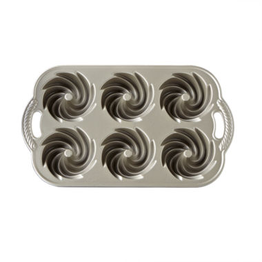 jcpenney.com | Nordic Ware® Heritage Mini Bundt Cakes Pan