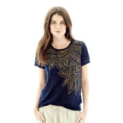 Joe Fresh™ Short-Sleeve Print T-Shirt