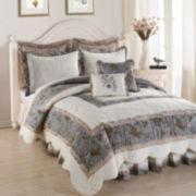 Ridgefield Jacobean Floral 8-pc. Comforter Set