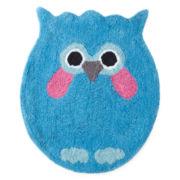 Owl Bath Rug