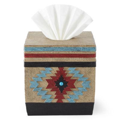 Santa Fe Tissue Holder