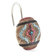 Santa Fe Shower Curtain Hooks