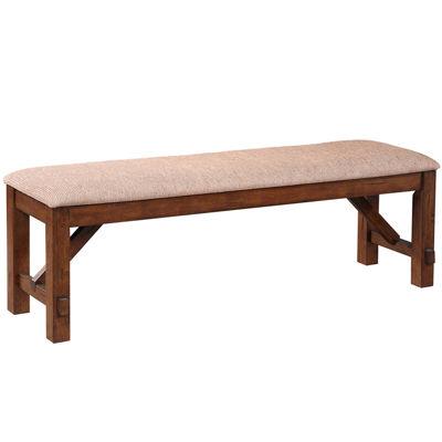 Lansford Upholstered Dining Bench