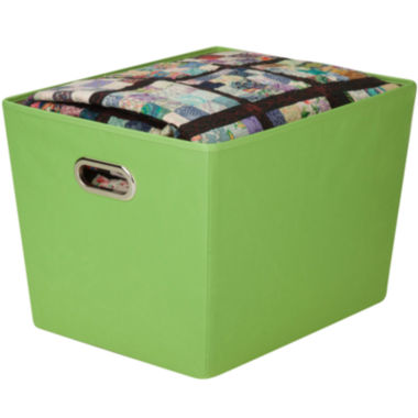 jcpenney.com | Honey-Can-Do® Large Decorative Storage Bin