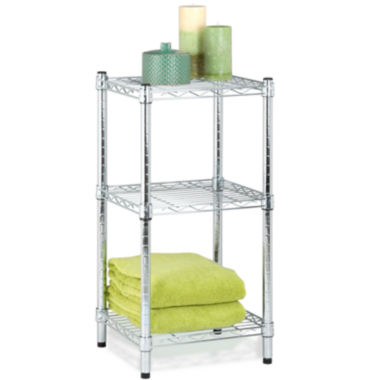 jcpenney.com | Honey-Can-Do® 3-Tier Wire Shelving Tower