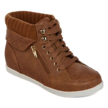 jcpenney.com | Arizona Hoops Lace-Up Casual Sneakers