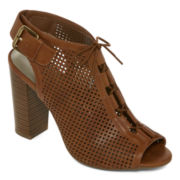 a.n.a® Aldis Lace-Up Perforated Shooties