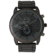 Olivia Pratt Mens Black Bracelet Watch 2197Gblack