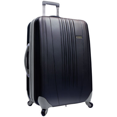 "jcpenney.com | Traveler's Choice® Toronto 21"" Expandable Hardside Spinner Luggage"