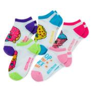 Shopkins 5-pk. Dance Socks - Girls