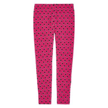 jcpenney.com | Total Girl® Printed Leggings - Girls 7-16 and Plus