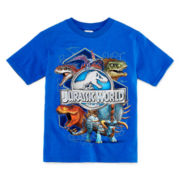 Jurassic World Short-Sleeve Graphic Tee - Boys 6-8
