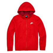 Nike® Long-Sleeve Zip Fleece Hoodie - Boys 8-20