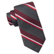 Collection By Michael Strahan Fremont Stripe Silk Tie