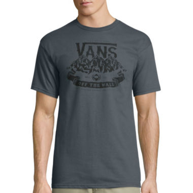 jcpenney.com | Vans® Peaks And Vans Short-Sleeve Tee