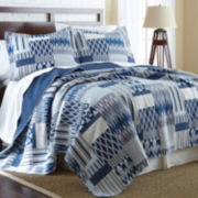 Aubrey Reversible Quilt Set