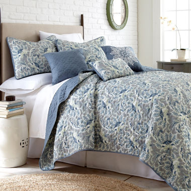 jcpenney.com | Bella 6-pc. Reversible Quilt Set