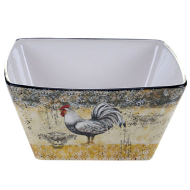 jcpenney.com | Certified International Vintage Rooster Deep Bowl