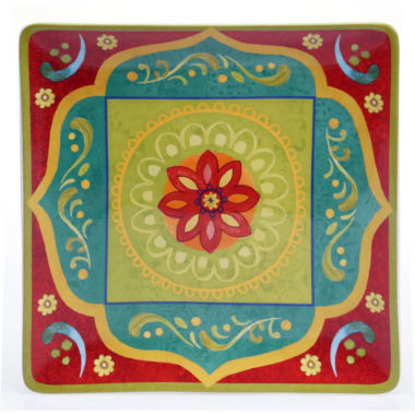 jcpenney.com | Certified International Tunisian Sunset Square Platter