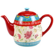 Certified International Anabelle Teapot
