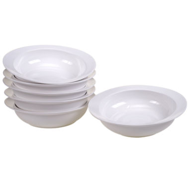 jcpenney.com | Certified International Ellipse Set of 6 Soup/Pasta Bowls