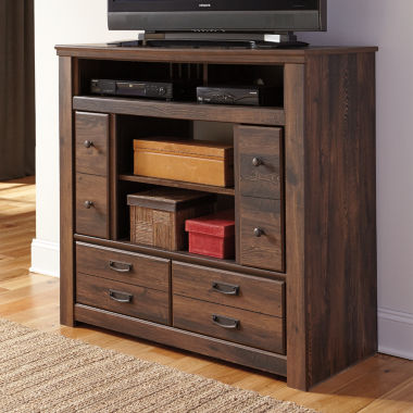 jcpenney.com | Signature Design by Ashley® Quinden Media Chest