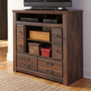 Signature Design by Ashley® Quinden Media Chest